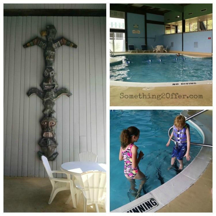 Hueston Woods Indoor Pool