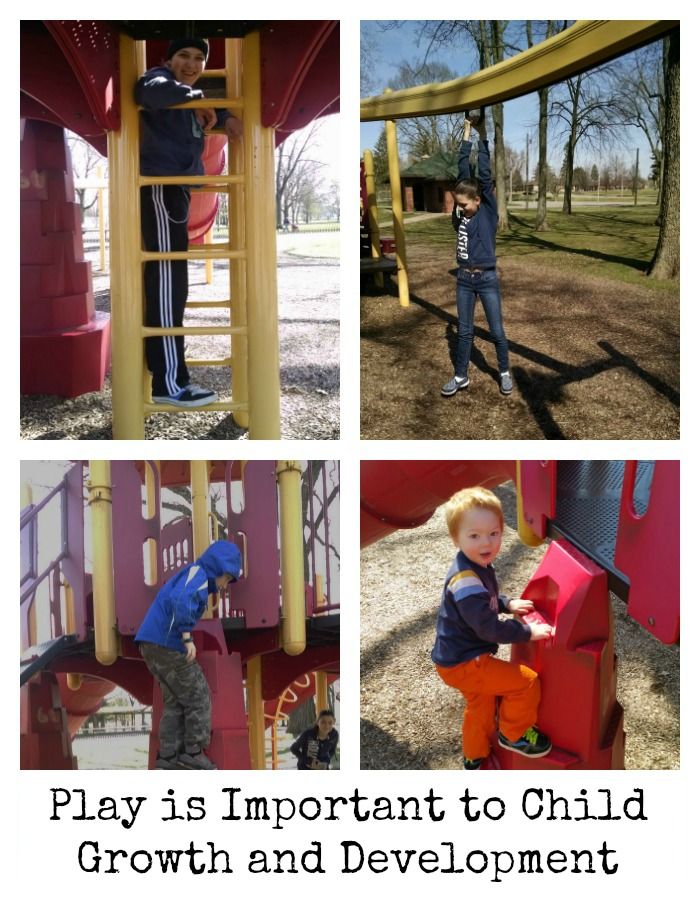 Play is Important to Child Growth and Development