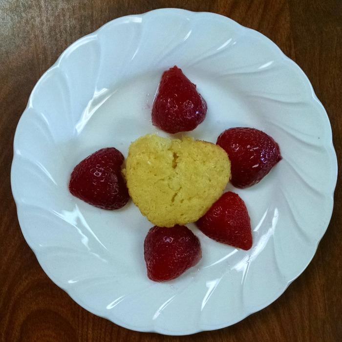 Strawberry Shortcake Sweet Corn Style
