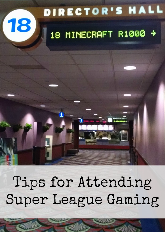 Tips for Attending Super League Gaming