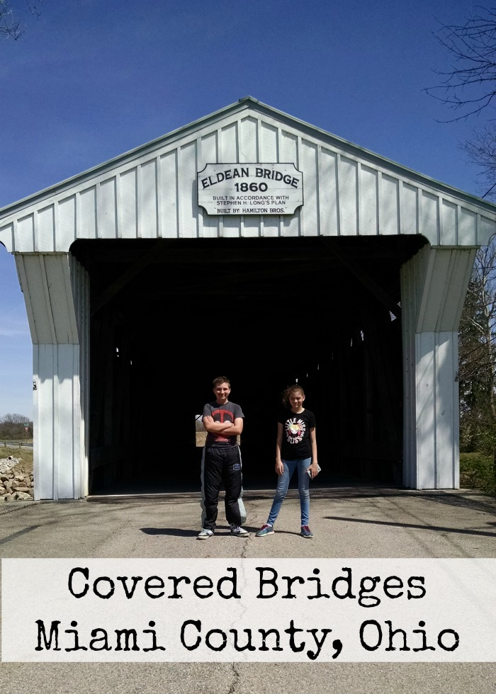 Covered Bridges Miami County, Ohio