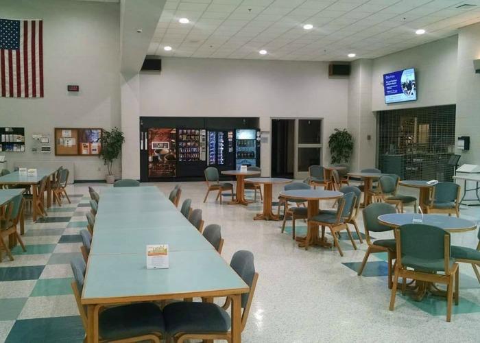 Edison College Cafeteria