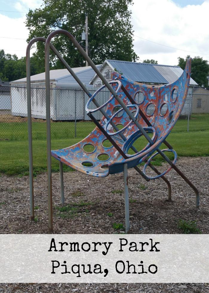 Armory Park Piqua, Ohio