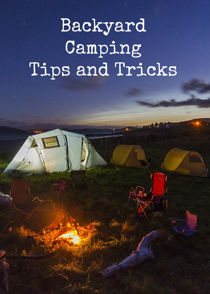 Backyard Camping Tips and Tricks by Something 2 Offer