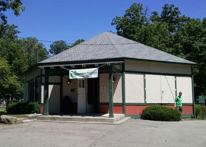 City Park Roundhouse