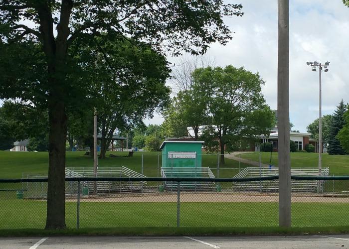 Lower Baseball Diamond Mote Park