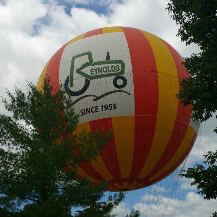 Conner Prairie 1859 Balloon Voyage