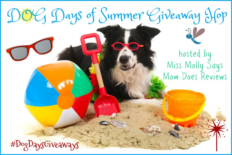 Dog Days of Summer Giveaway Hop