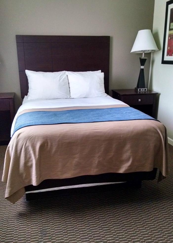 Comfort Suites 3rd bed