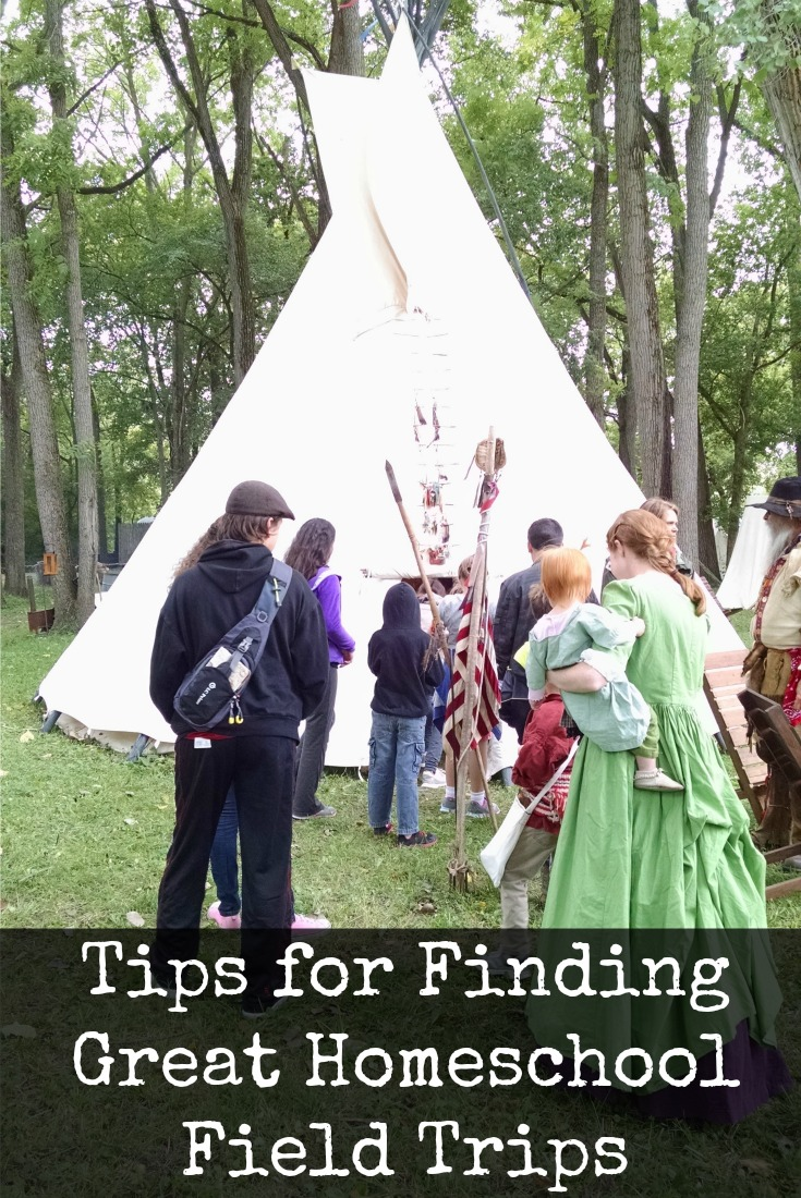 Tips for Finding Great Homeschool Field Trips