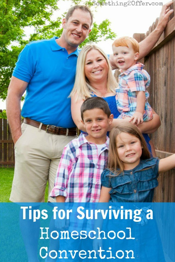 Tips for Surviving a Homeschool Convention