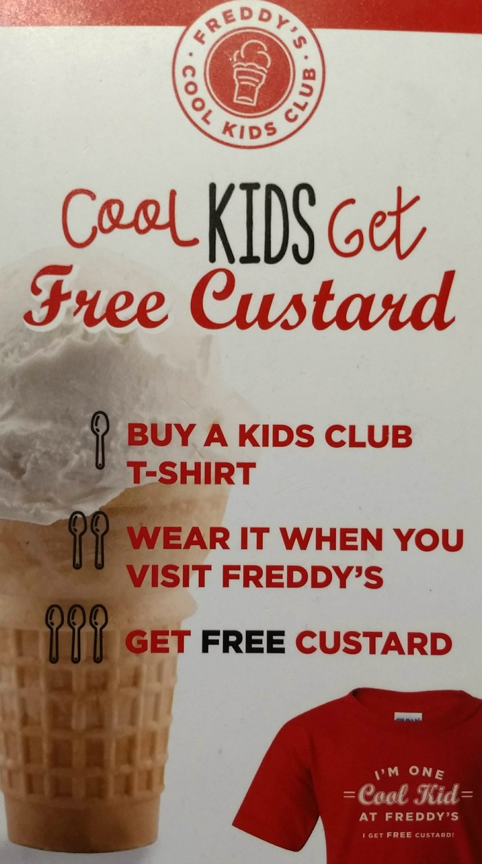 Freddy's Cool Kids Club