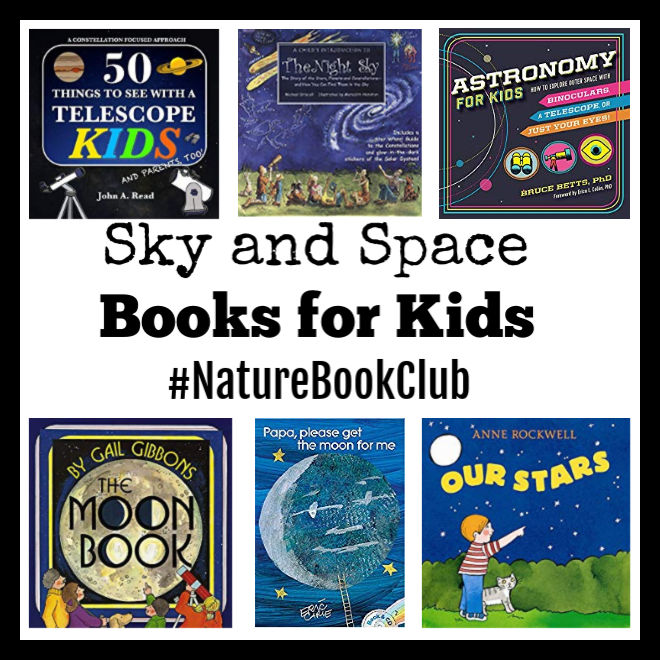 Sky books for kids