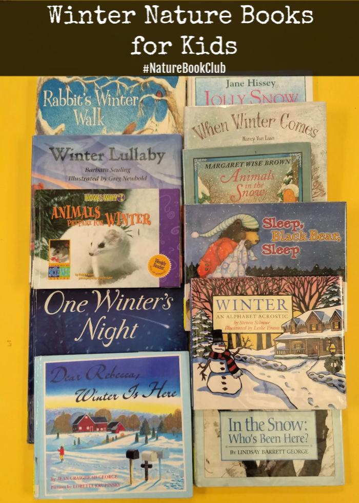Winter Nature Books