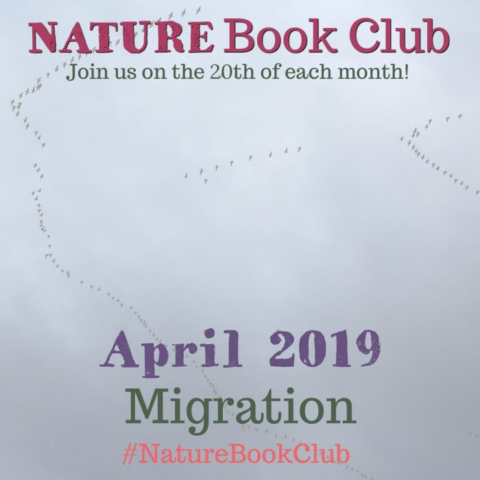 APRIL 2019 Migration Nature Book Club