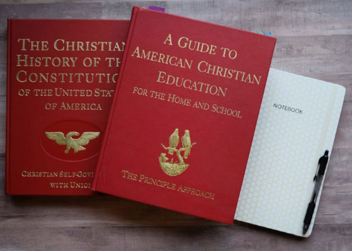 Principle Approach Red Books
