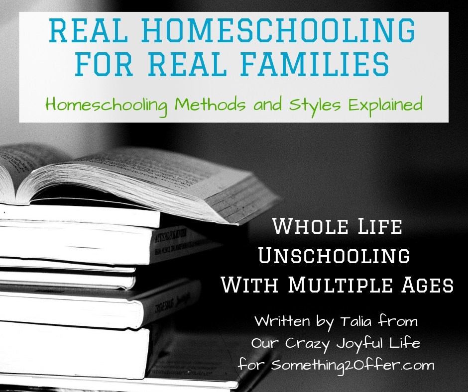 Real Homeschool Whole Life