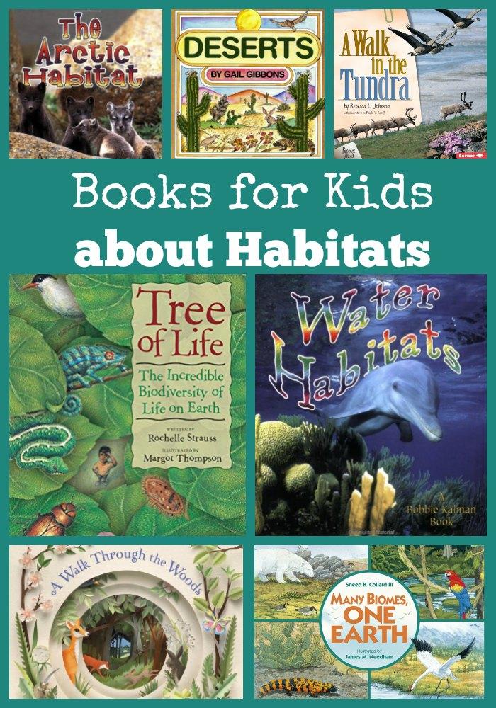 Habitats Books
