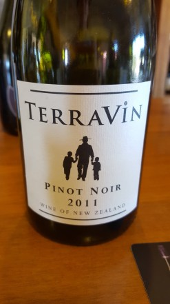 TerraVin Pinot Noir 2011