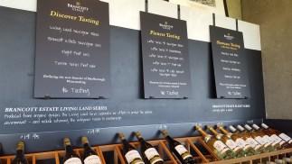 Brancott Estate tasting options