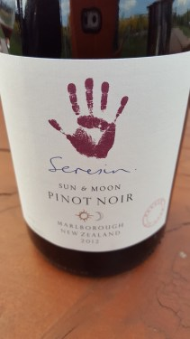 2012 Sun and Moon Pinot Noir; what a delight! A wine you could lose yourself in. Layered, supple, textured, made only with the best grapes in the best vintages.