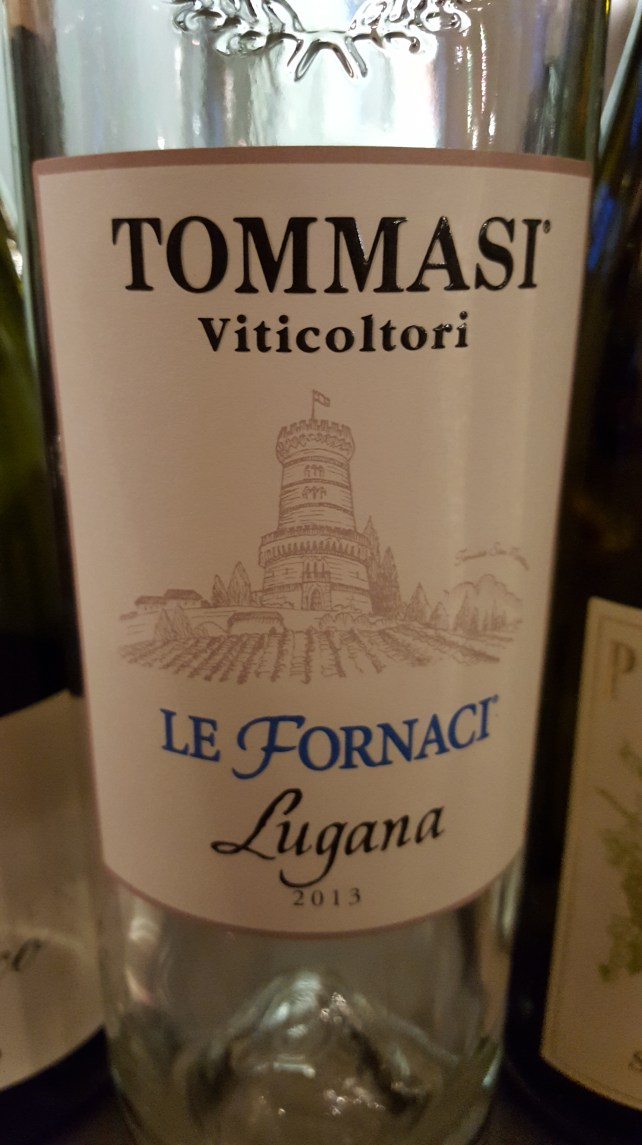 Tommasi 'Le Fornaci' Lugana Blanco; spiced, perfumed, soft, mango, melon, toast; £63.70 6btl The Drink Shop