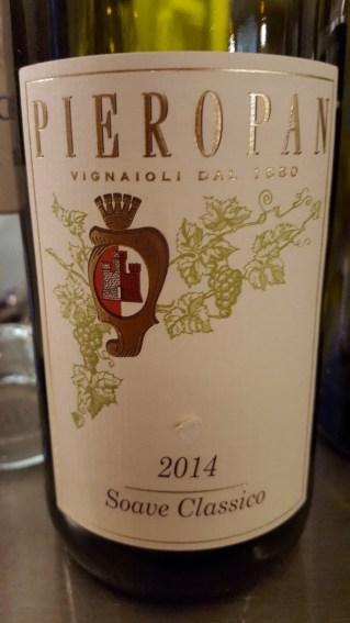 Pieropan Soave Classico; mineral, melon, pear, chamomile, marzipan, elegant; £12.95 Wine Trust 100
