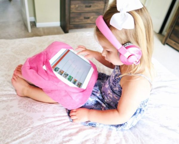 LilGadgets Headphones, Headphones, Wireless Headphones, Childrens Headphones, Toddler Headphones, Traveling With Children