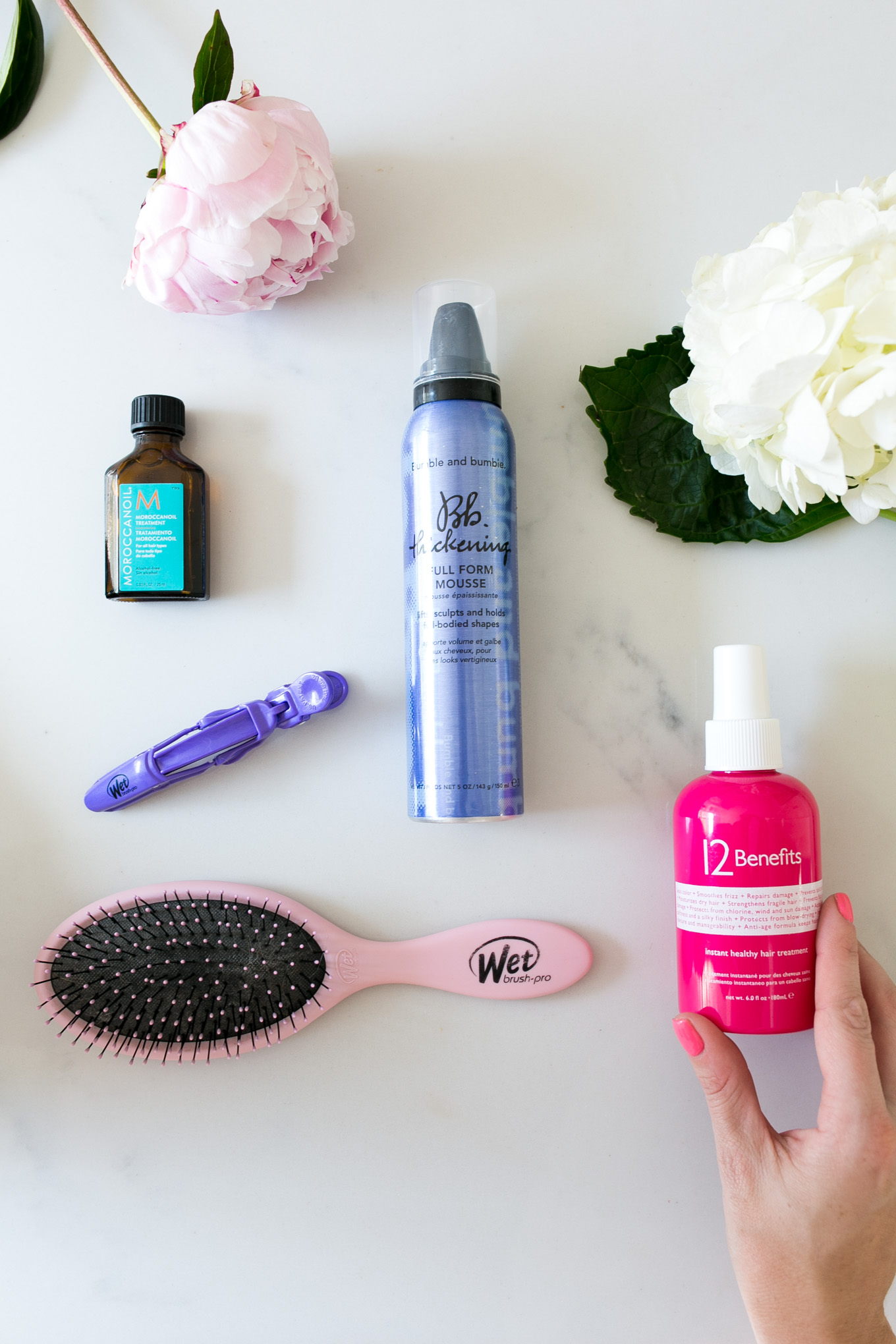 Blogger Daryl-Ann Denner of Something Beautiful shares her favorite hair care products to give full and healthy hair