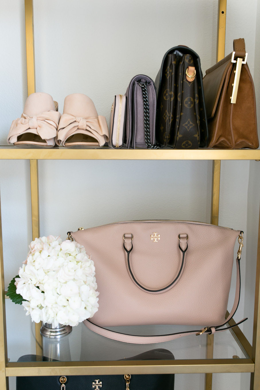 The Tory Burch Frida Leather Satchel is one of the best handbags of the Nordstrom Anniversary Sale 2017