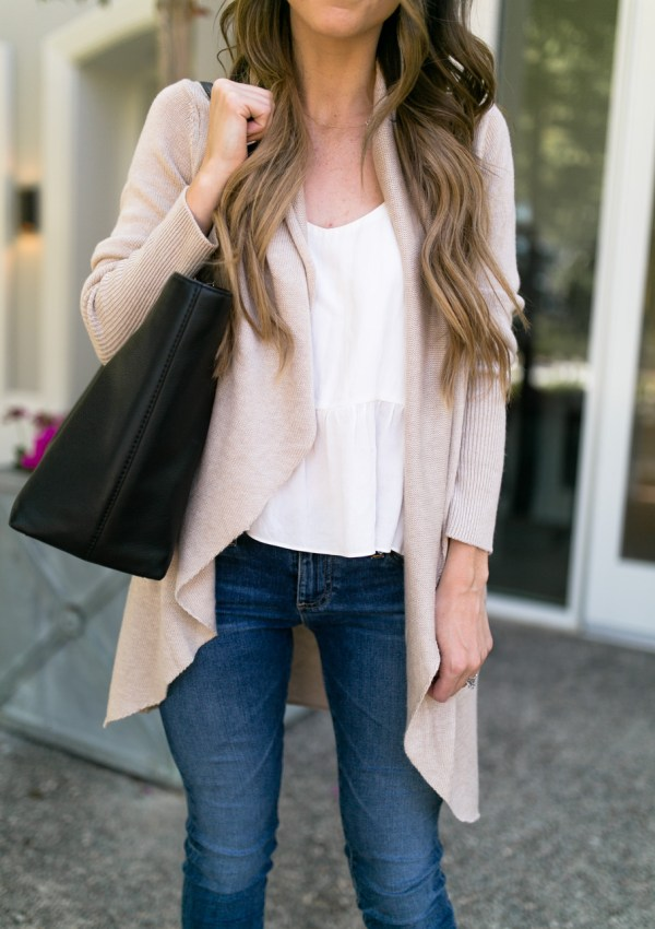 Best Basic Cardigan