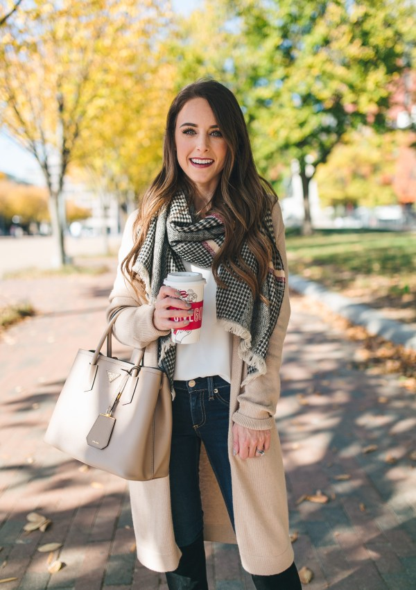 Burberry Scarf Dupe Under $30