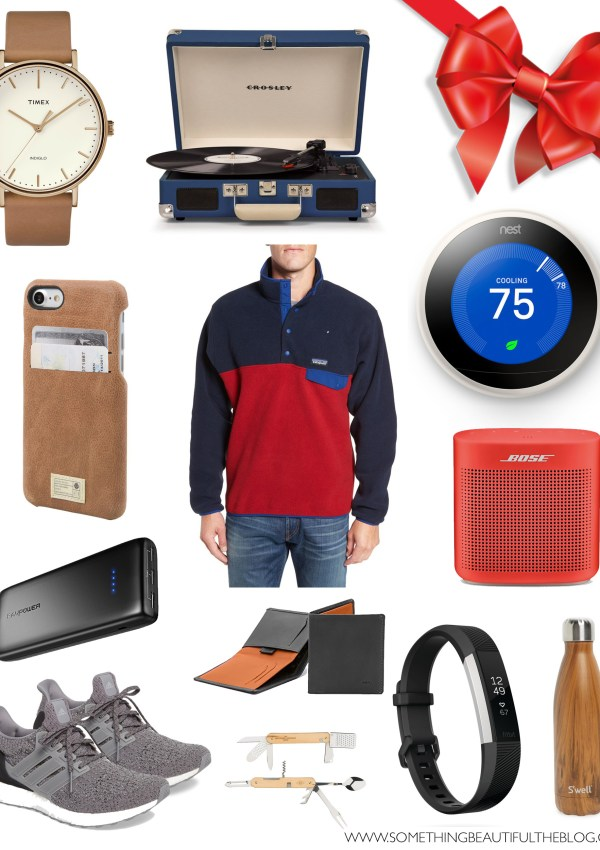 Holiday Gift Guide #2: Gift Ideas for Guys