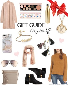 style blogger daryl-ann denner shares gift ideas under $100 for your best friend, mom, and sister