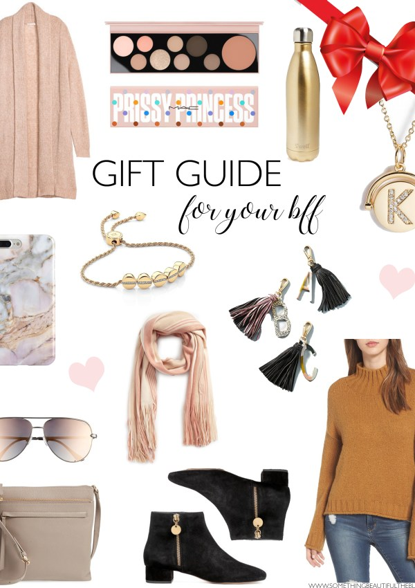 Holiday Gift Guide #6: Gift Ideas for Your Best Friend