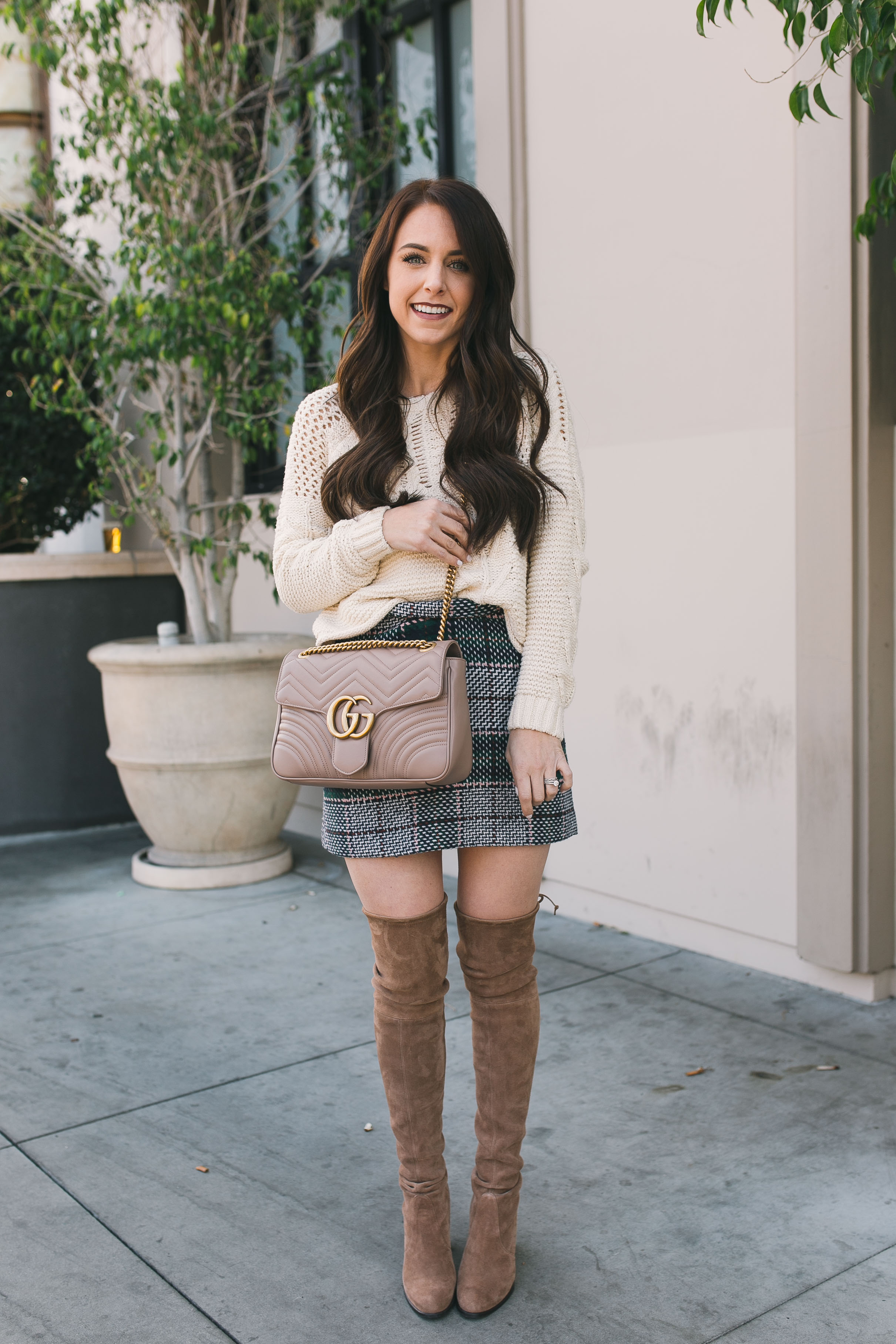 d0f5bc04f4f ... Fashion Blogger Daryl-Ann Denner shares how to wear over-the-knee boots
