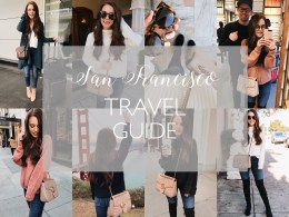 fashion and travel blogger daryl-ann denner shares a san francisco travel guide including what to do and where to eat in San Francisco