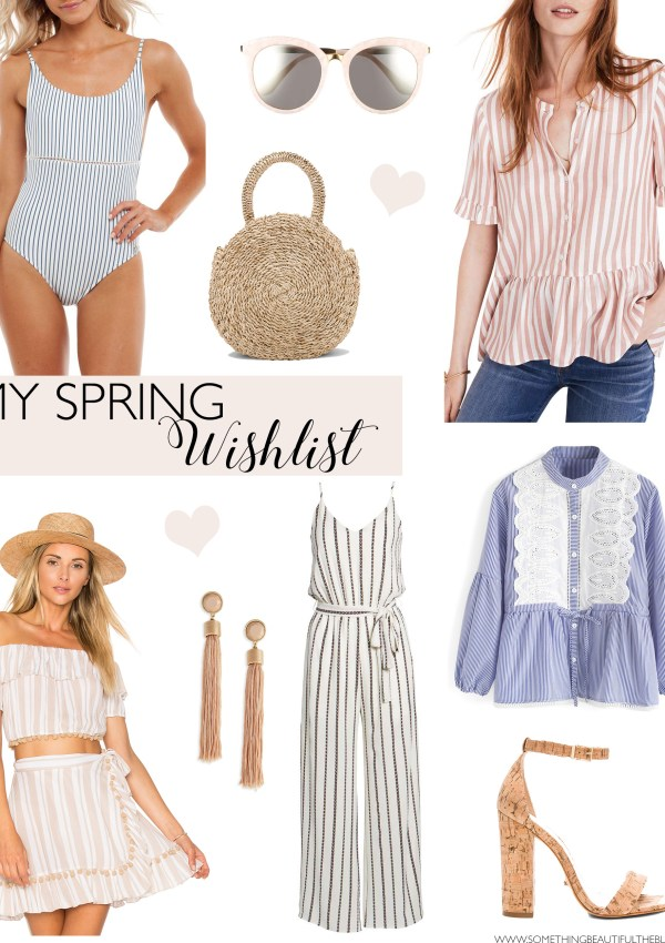My Spring Wishlist