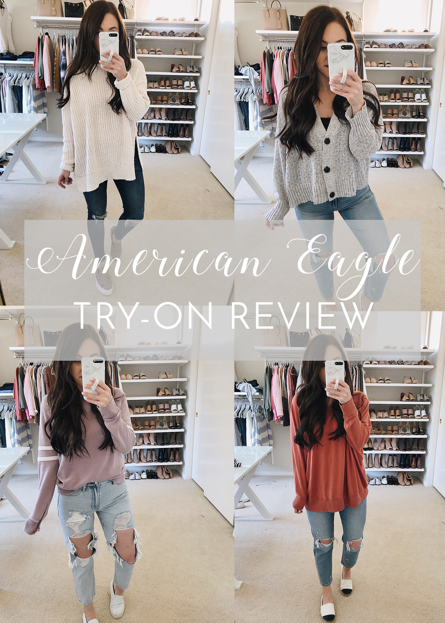 01d94776282 American Eagle Early Spring Haul