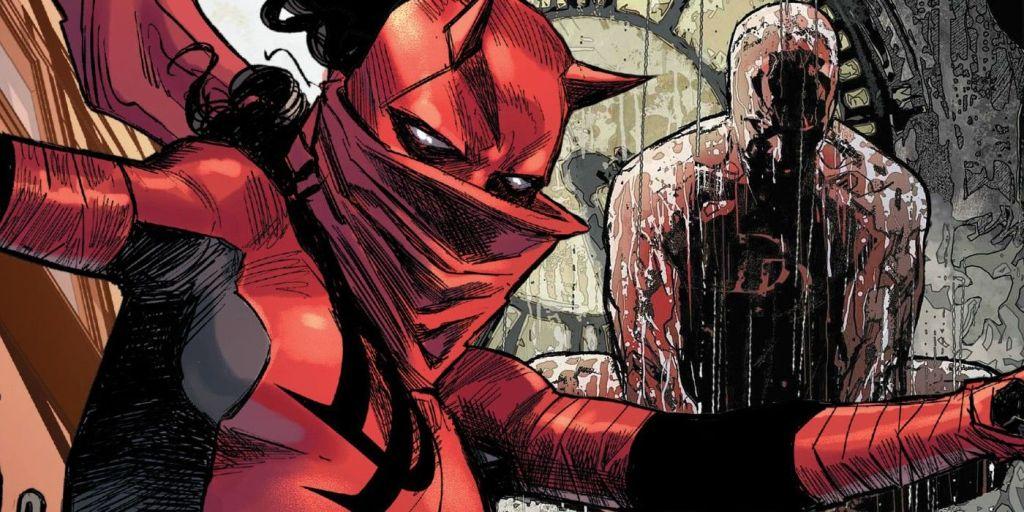 Daredevil is the best superhero comic of 2020.