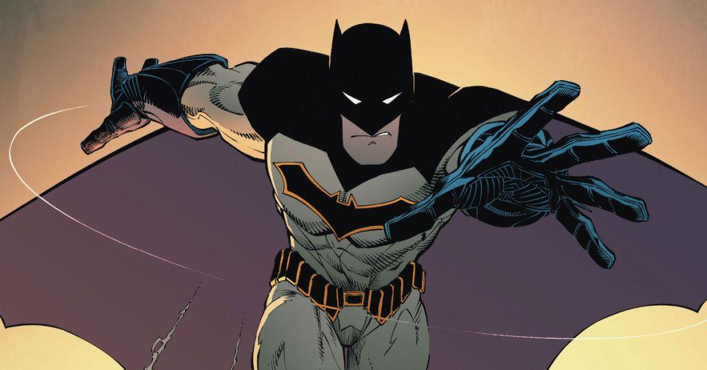 Rebirth batsuit by Greg Capullo.