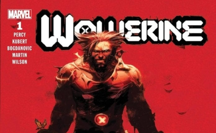 Wolverine, one of the best comics of the year.