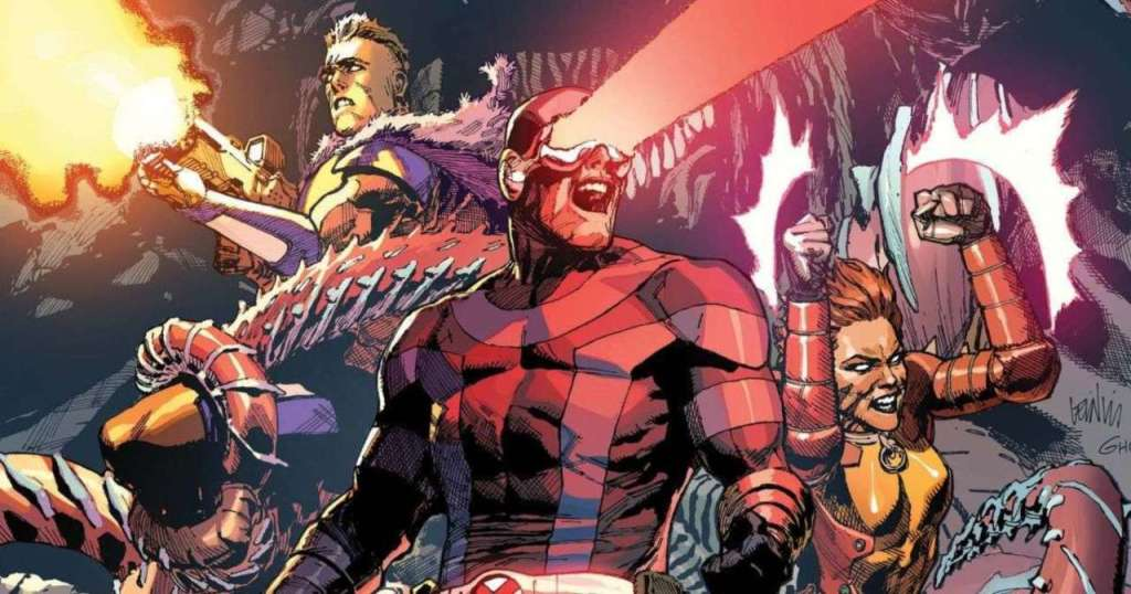 X-Men is one of the best comics ever made.