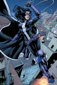 Helena Wayne of Earth 2.