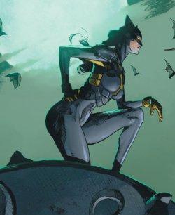 Helena Wayne Batman from Batman/Cawoman.