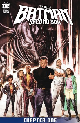 The Next Batman: Second Son is how Future State lives on.
