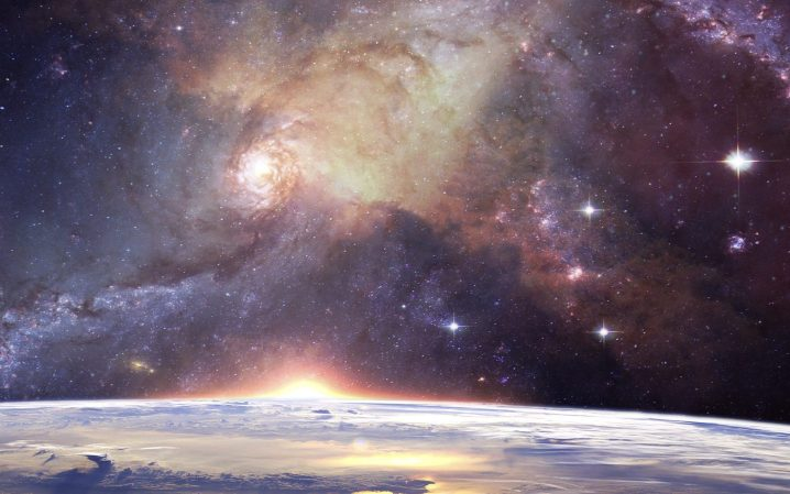 A look at the galaxy that Guardians: Heroes of the Milky Way is set in.