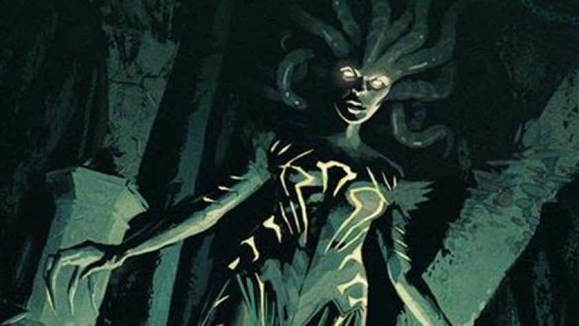 Magic #2 improves on the first issues strengths and weaknesses.