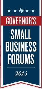 J.R. Atkins spoke at the Governor's small biz forum