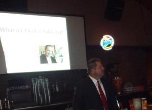 J.R. Atkins speaks on Sales 2.0